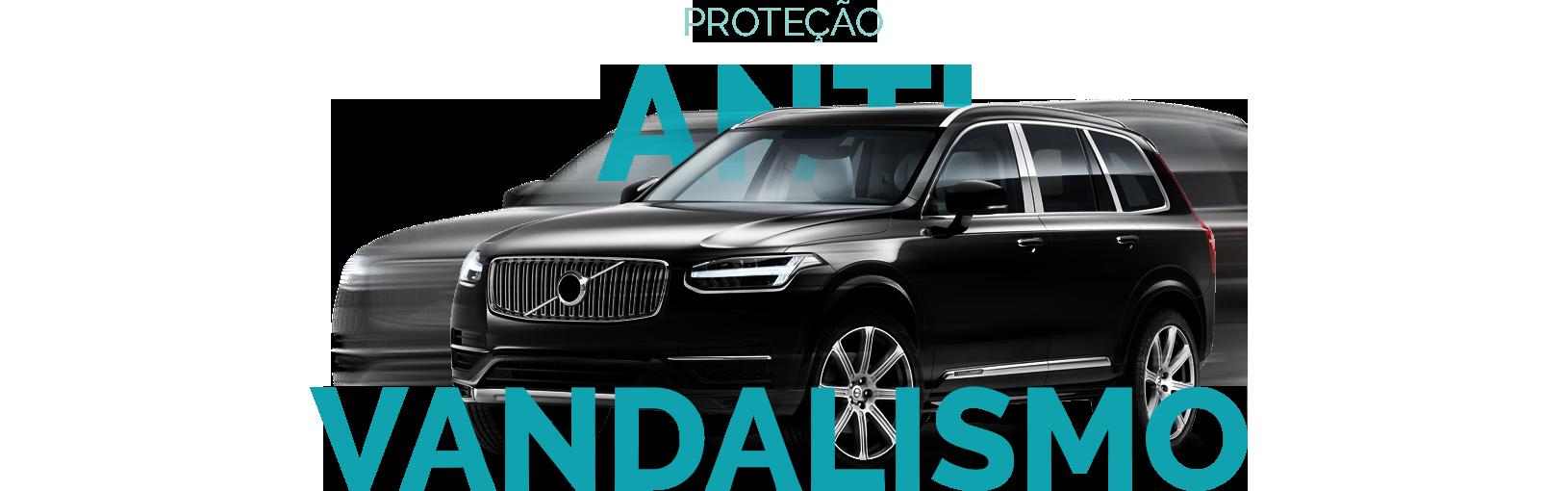 Proteção Anti Vandalismo