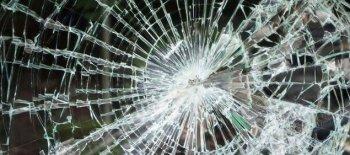 proteção contra tiro em vidro blindado